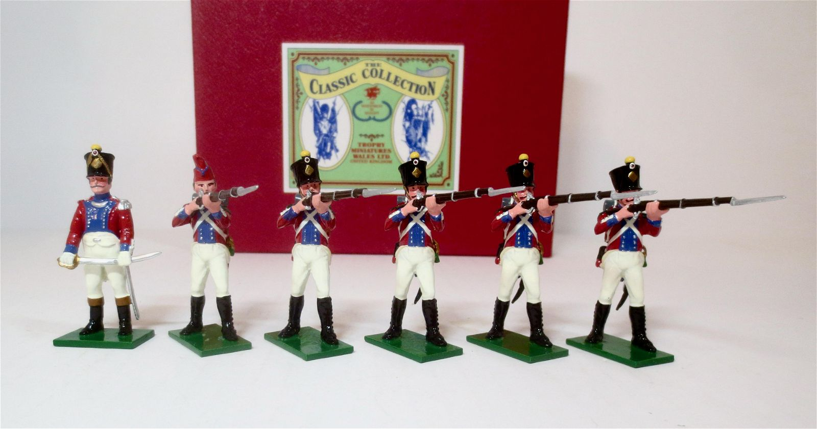 Trophy #WA30 French Light Infantry Carabinier Co.