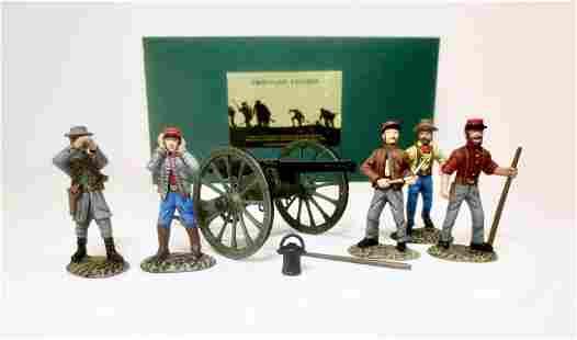 Frontline #ACG10 Confederate Artillery
