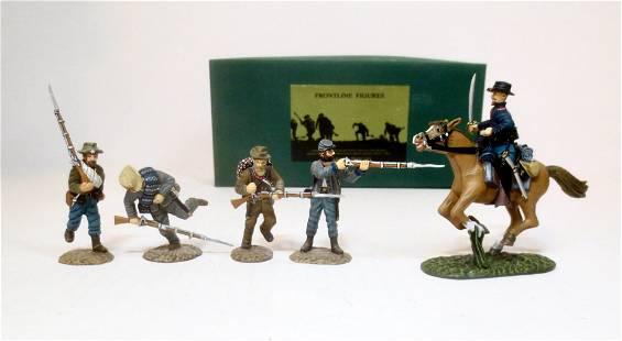 King & Country American Civil War Series