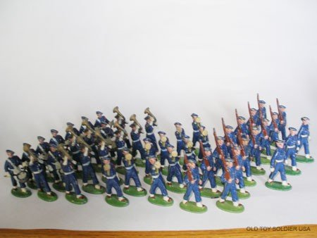 193: Frenchal Aluminum French Army Cadets.