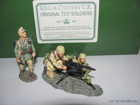 1001: King and Country Afrika Korps,