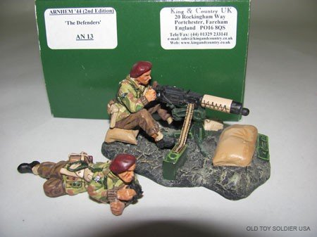 1008: King and Country Arnhem '44, The Defenders,