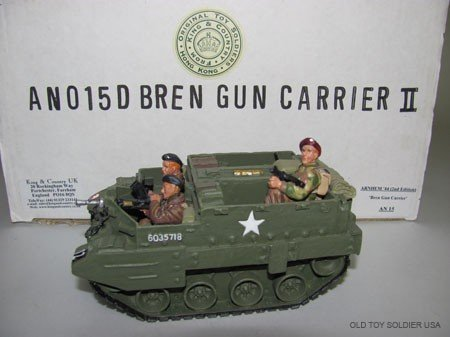 1010: King and Country Arnhem '44, Bren Gun Carrier