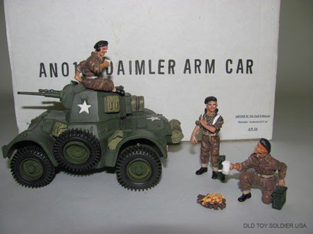 1011: King and Country Arnhem '44, Daimler Armoured Car