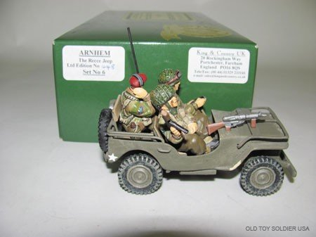 1016: King and Country Arnhem '44, The Recon Jeep