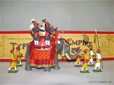 1153 Wm Hocker State Elephant of Gwalior