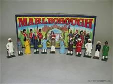1167 Marlborough D6 and D6A Indian Civilians