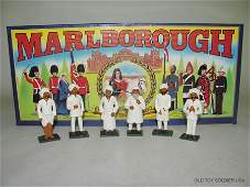 1189 Marlborough D40 Indian Civilians Mint 6 pcs