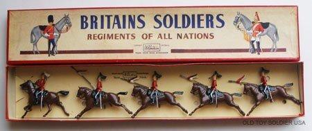 11: Britains Set # 44 Queens Bays - Box