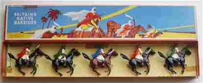 25 Britains Set  164 Arabs of the Desert Mounted