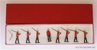 401 Britains Set  1633 Canadian Light Infantry   Box