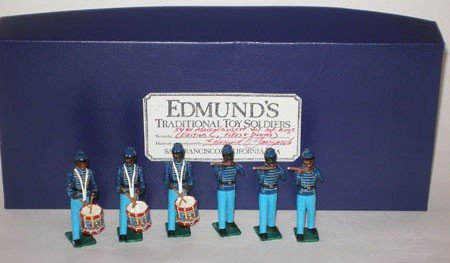 1008: Edmunds 54th Mass. Fifes and Drums - Box