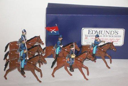 1009: Edmunds - Custer, 7th Michigan Cavalry - Boxes