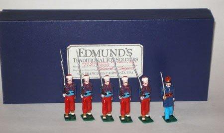 1010: Edmunds 114th Penn. Infantry  - Boxes