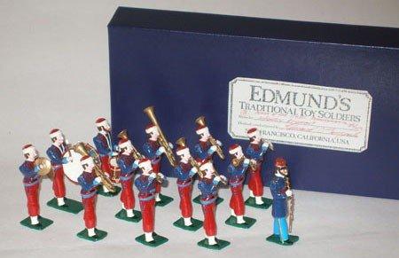 1011: Edmunds 114th Penn. Infantry  - Boxes