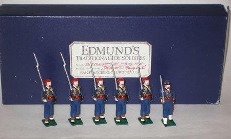 1012: Edmunds 155th Penn. Volunteer Infantry  - Box