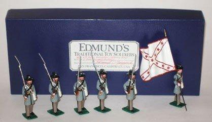 1015: Edmunds 4th Texas Infantry - Box