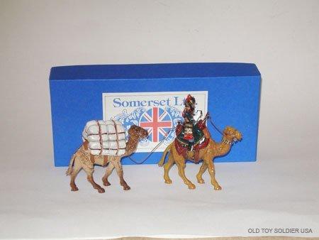 1016: Somerset 25th Punjab Camel Escort Group - Box