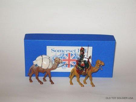 1017: Somerset 25th Punjab Camel Escort Group - Box