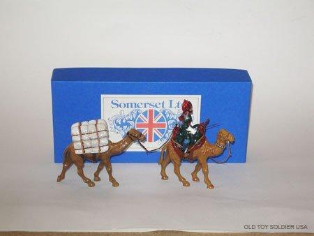 1018: Somerset 25th Punjab Camel Escort Group - Box