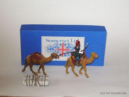 1019: Somerset 25th Punjab Camel Escort Group