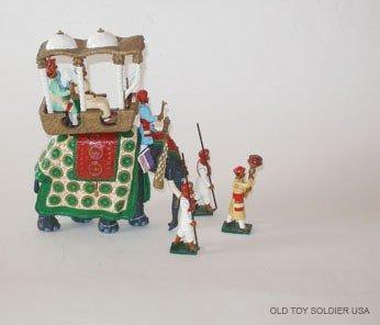 1023: Marlborough D1 Maharaja Ceremonial Elephant  - Bo