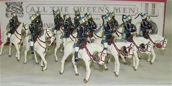 1038 All the Queens Men Indian Mountain Cavalry