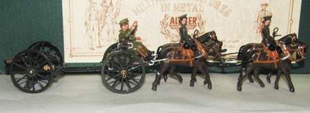1042 Alymer British Horse Drawn Artillery