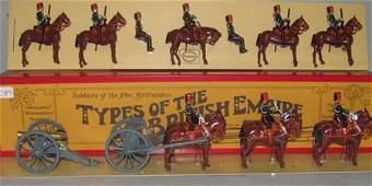 1158 Hocker Royal Horse Artillery Set 3920