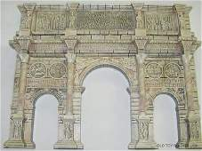 1306 King  Country Roman Empire Arch