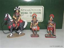 1310 King  Country Roman Empire R015 16 17