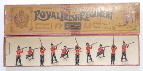 20: Britains Set # 156 Royal Irish Regiment.