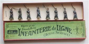 82: Britains Set # 192 French Infanterie de Ligne
