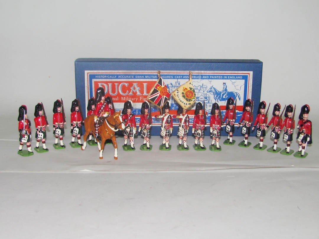1004: Ducal, Blackwatch Seaforth Highlanders,