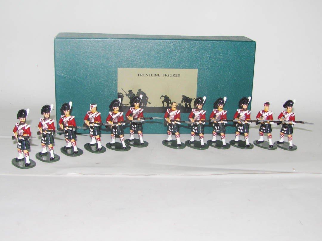 1005: Frontline British 93rd Highlanders