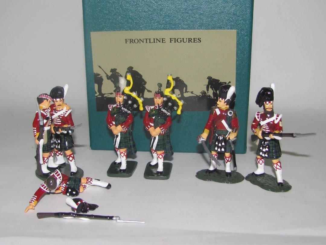 1007: Frontline British 93rd Highlanders