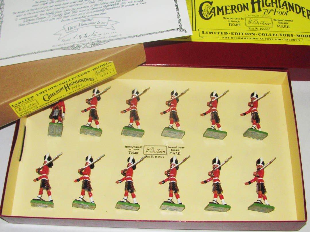 1016: Britains Cameron Highlanders 79th