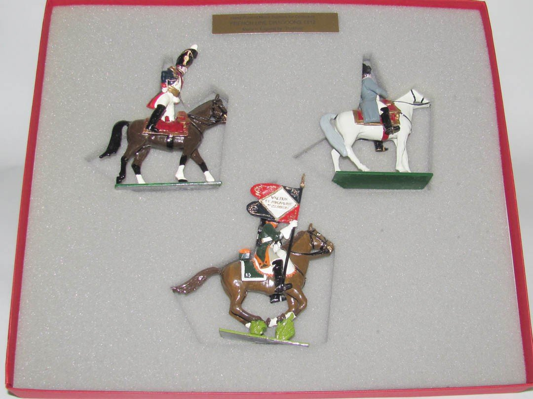 1019: Tradition French Line Dragoons 1812