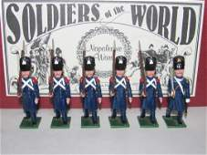 1242 Soldiers of the World Foot Chasseurs
