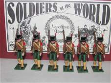 1243 Soldiers of the World Corscican Light Infantry