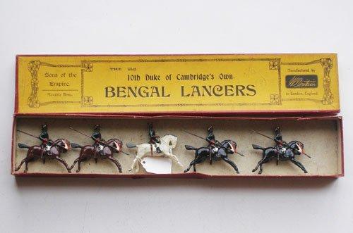 15: Britains Set # 46 Bengal Lancers