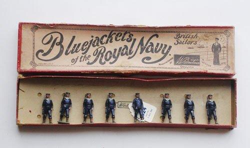 24: Britains Royal Naval Volunteer Reserve (Set # 151)