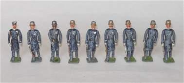246 Heyde New York Policemen