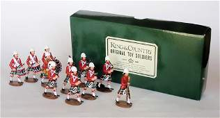 268 King and Country Glossy RARE Highland Brigade