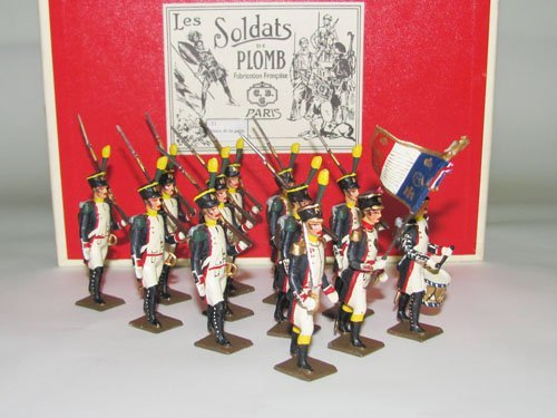 1003: Mignot  Napoleonic Marines of the Guard