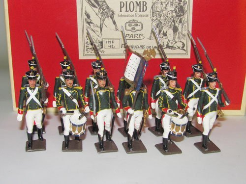 1006: Mignot  Napoleonic Flanqueurs of the Guard