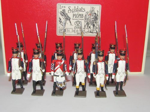 1008: Mignot  Napoleonic Infantry of the Line