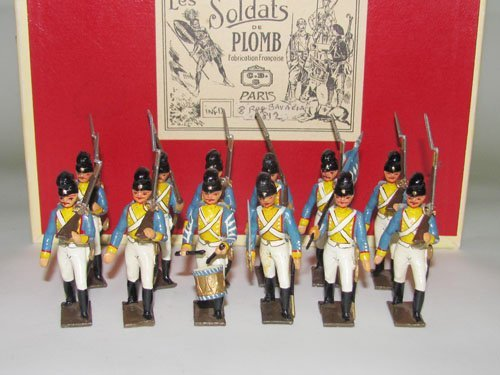 1010: Mignot  Napoleonic 8th Regiment Bavarian Infantry