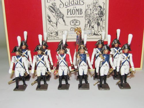 1011: Mignot  Napoleonic Imperial Guard of Honour