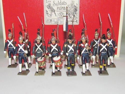 1013: Mignot  Napoleonic Gentlemen of the Guard